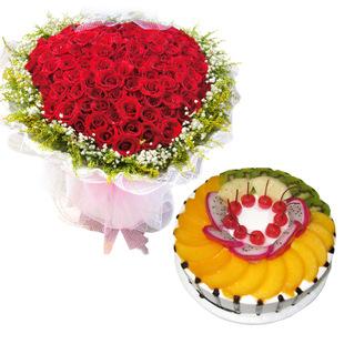 达州通川区鲜花-永恒不变的爱