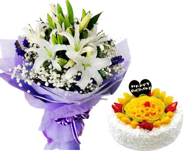 西安鲜花:迷人的春色