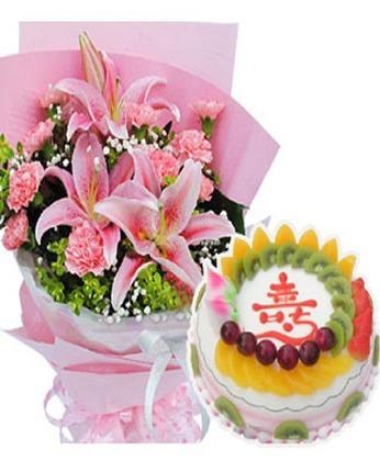 达州通川区鲜花-祝福安康