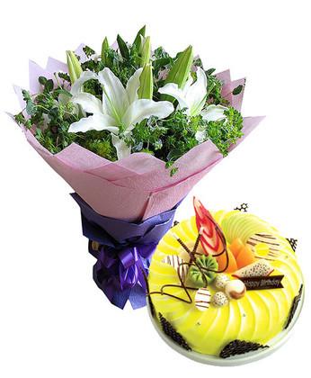 哈尔滨鲜花网:生日快乐