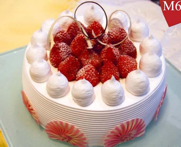 大连生日蛋糕:冬日恋语