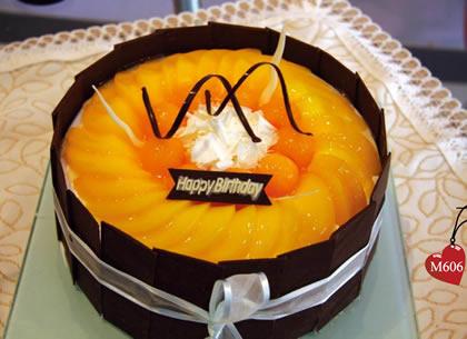 江门生日蛋糕:爱在巴黎