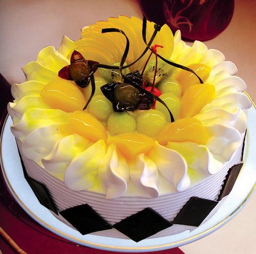 拉萨生日蛋糕:真情相伴