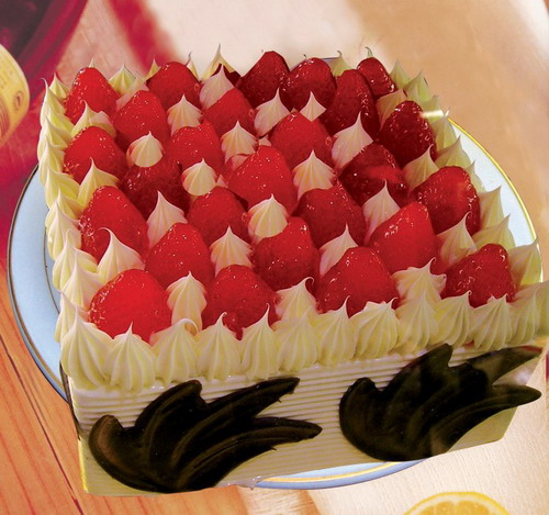 网上订购蛋糕!