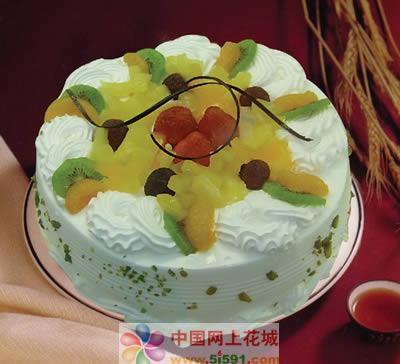 苏州生日蛋糕:美丽心情