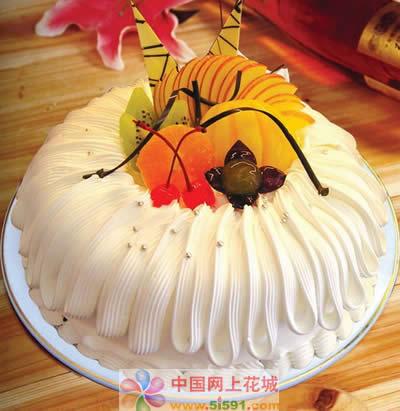 瑞安生日蛋糕:永远爱你