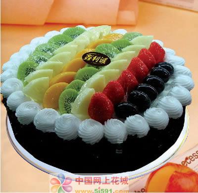 嘉兴生日蛋糕:幸福快乐