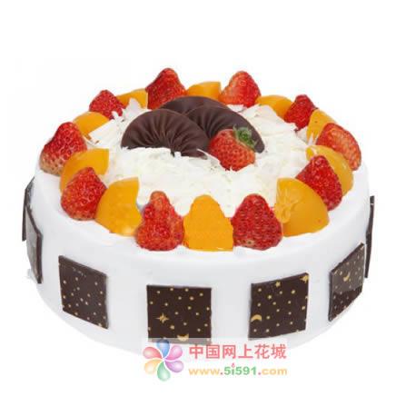 大连生日蛋糕:爱永恒