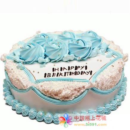 嘉兴生日蛋糕:生日快乐
