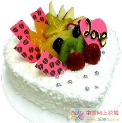 珠海生日蛋糕:花花世界