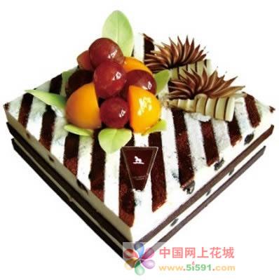 西安生日蛋糕:庄园奇遇