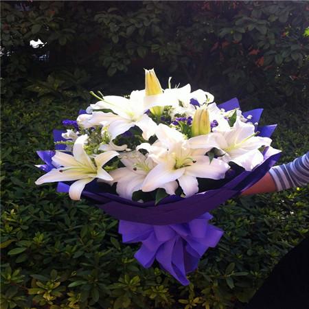 宁波鲜花:情的呼唤