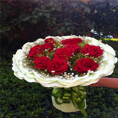 纸圆形包装 相关花语:   花语:我的爱如潮水,如潮水般将你紧紧包围;我