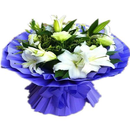 西安送花-朵朵相伴