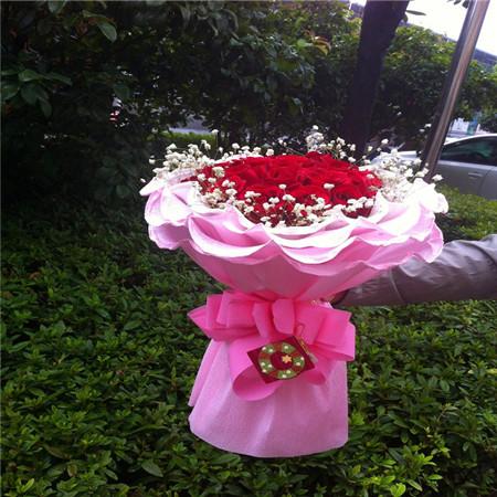 义乌鲜花:用心等待