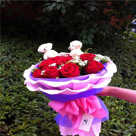 无锡鲜花:心相惜