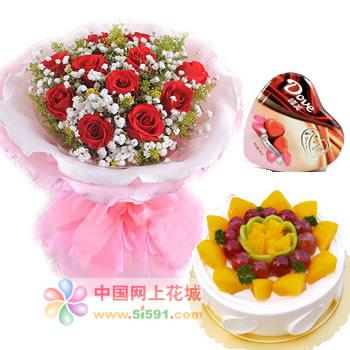 达州通川区鲜花-说好给你的幸福
