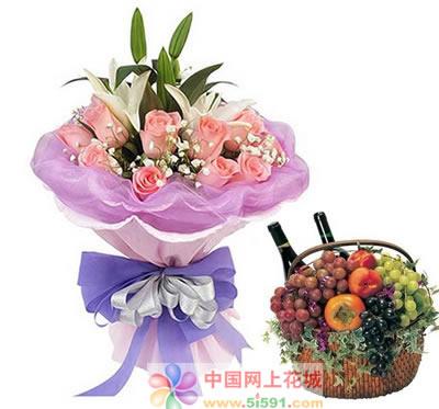 珠海鲜花:诗之情
