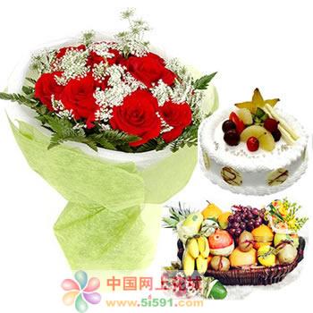 无锡滨湖区鲜花-爱上你的那一刻