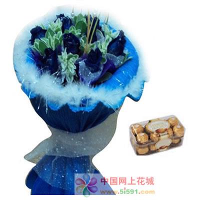 苏州鲜花礼品鲜花-美丽的牵系