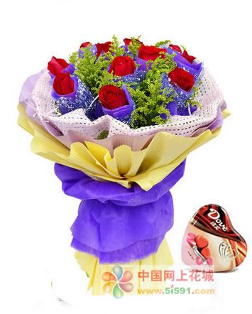 无锡无锡送花:爱的嫁纱