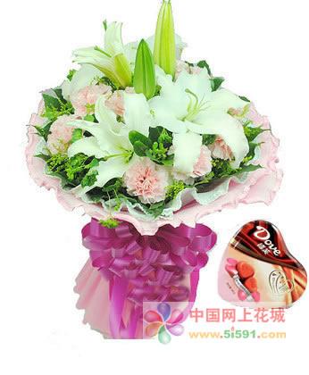 西安鲜花:恋爱物语