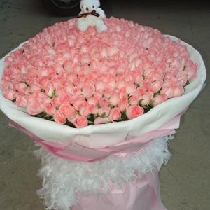 珠海鲜花:无可取代