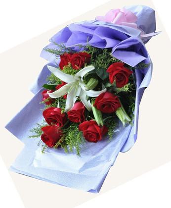 拉萨订花:千年恋歌