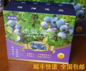 大连水果篮:蓝莓圣果
