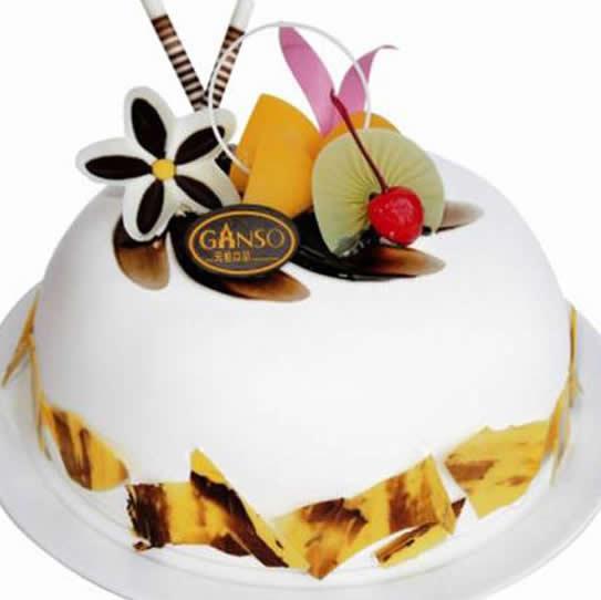 龙江鲜花-元祖蛋糕-鲜芋香堤