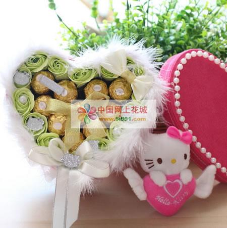 西安肥皂花:肥皂花 爱的诠释