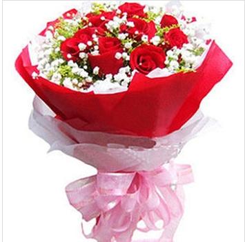 太原鲜花:真爱如你