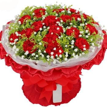 西安鲜花预定:福乐绵绵
