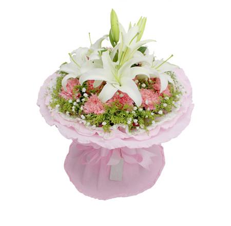 义乌鲜花:母爱如山