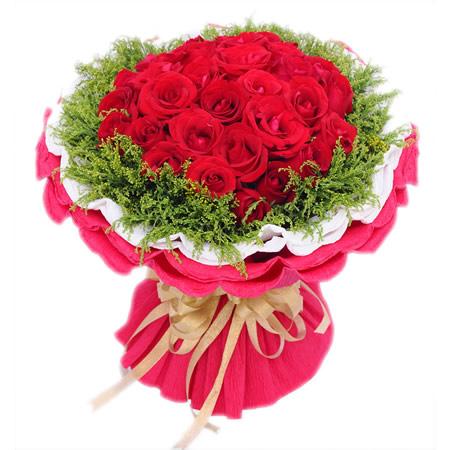 拉萨订花-炙热的爱