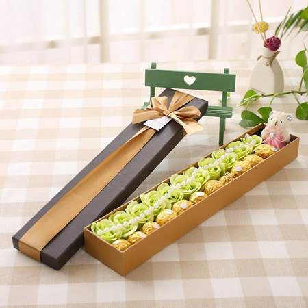 珠海肥皂花:甜蜜祝福-绿色