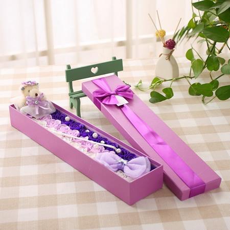 无锡肥皂花:亲密无间 D款