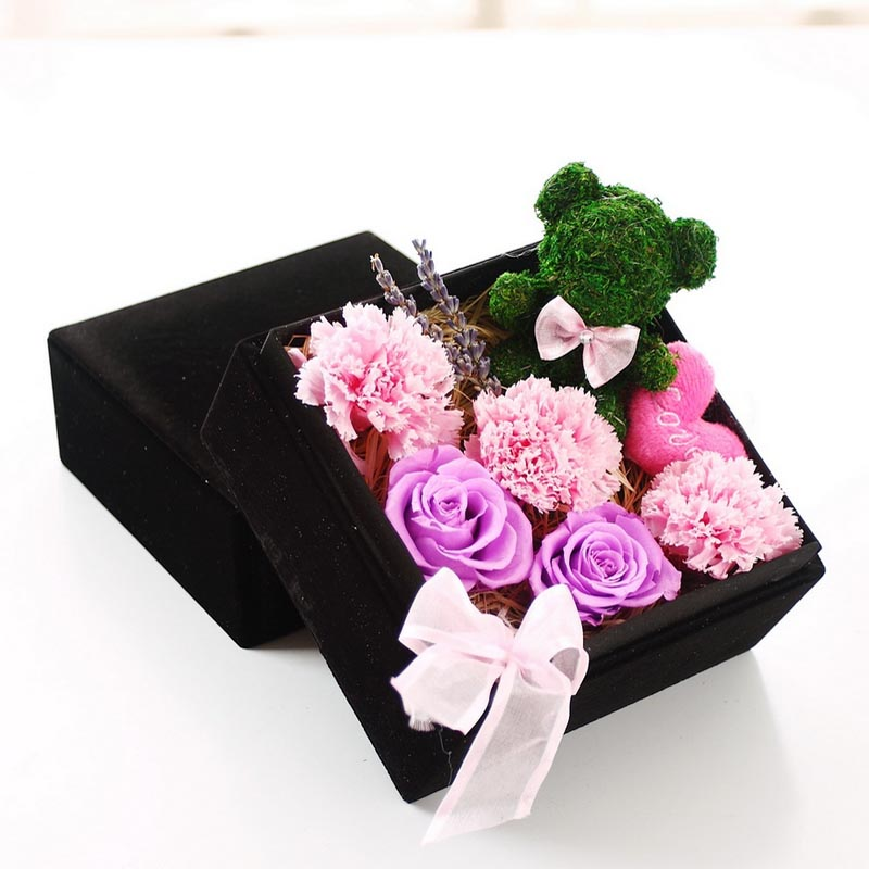 拉萨永生花:保鲜花-花草之间