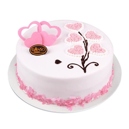 龙江鲜花-元祖蛋糕-爱的种子