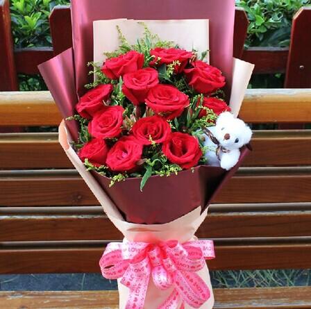 太原鲜花预定:一生的爱