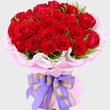 拉萨拉萨送花:三生石