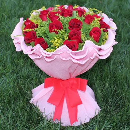 拉萨鲜花:幸福永远