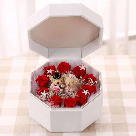 太原鲜花:保鲜花 红玫瑰