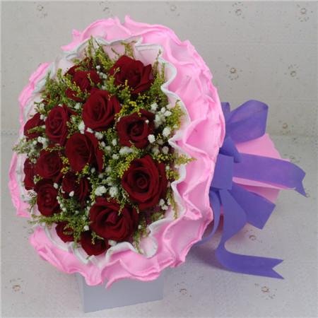 嘉兴鲜花礼品鲜花-爱到永久