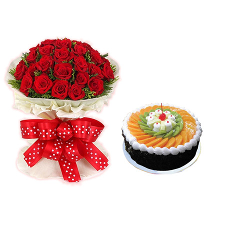 达州通川区鲜花-生日快乐