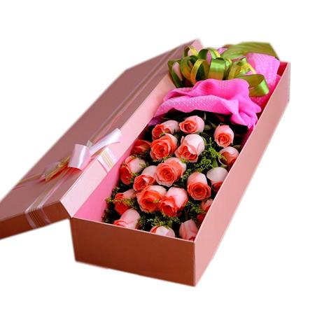 嘉兴鲜花礼品鲜花-幸福爱恋