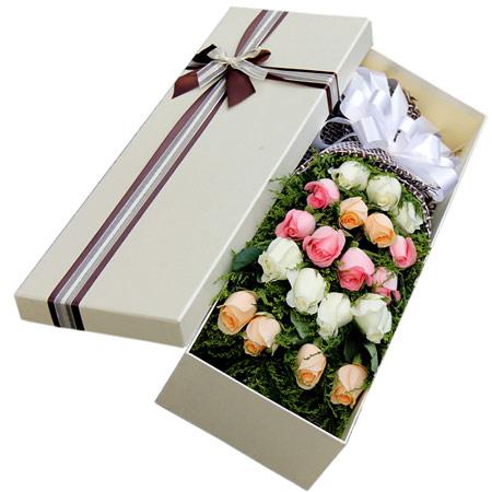 太原鲜花礼品鲜花-甜蜜爱情