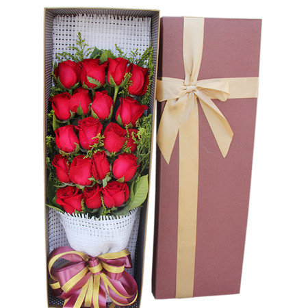西安鲜花:爱的陪伴