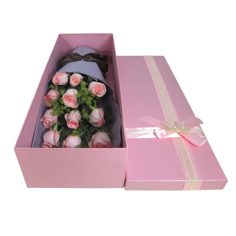 太原花店:粉红色的回忆