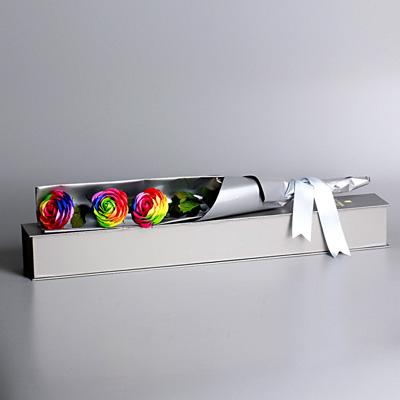 嘉兴肥皂花:七彩香皂花-3只装